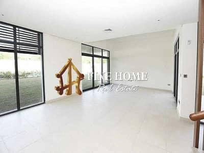 فیلا 5 غرف نوم للبيع في جزيرة ياس، أبوظبي - Huge 5BR VIP Villa in West Yas | Move as you buy
