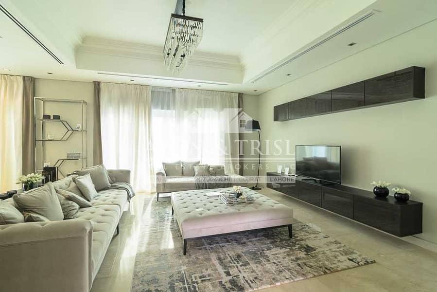 2 Independent Villa  Single Row  Type B  Large Plot