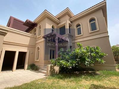 4 Bedroom Villa for Rent in Al Raha Golf Gardens, Abu Dhabi - Elegant & Luxurious for Family| Own swimming pool