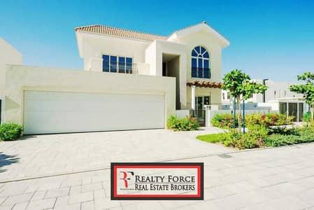 4 Bedroom Villa for Sale in Mohammed Bin Rashid City, Dubai - LANDSCAPED  SKYLINE & SUNSET VIEW  VASTU COMPLIANT