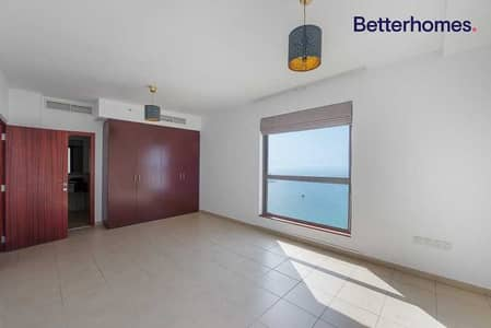 Sea and Marina View |Unfurnished| Ready now