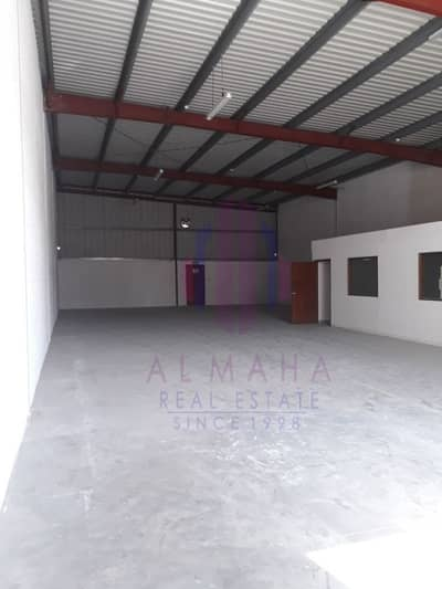 3200 sq.ft. Warehouse in Qusais Ind. 3rd.
