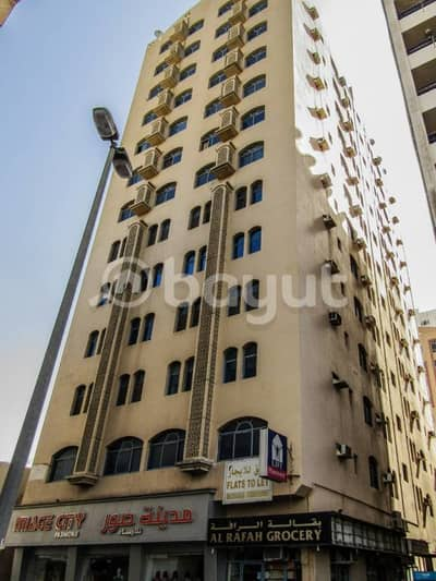 lats for 2 ( bedroom   hall ) Large Spaces   in Alauroba street in Sharjah
