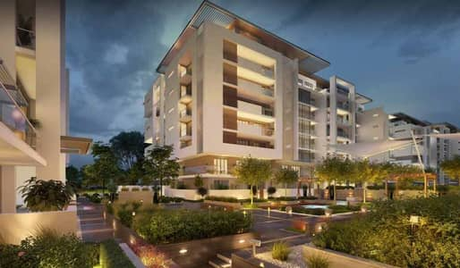 Smart home apartments in MBR.