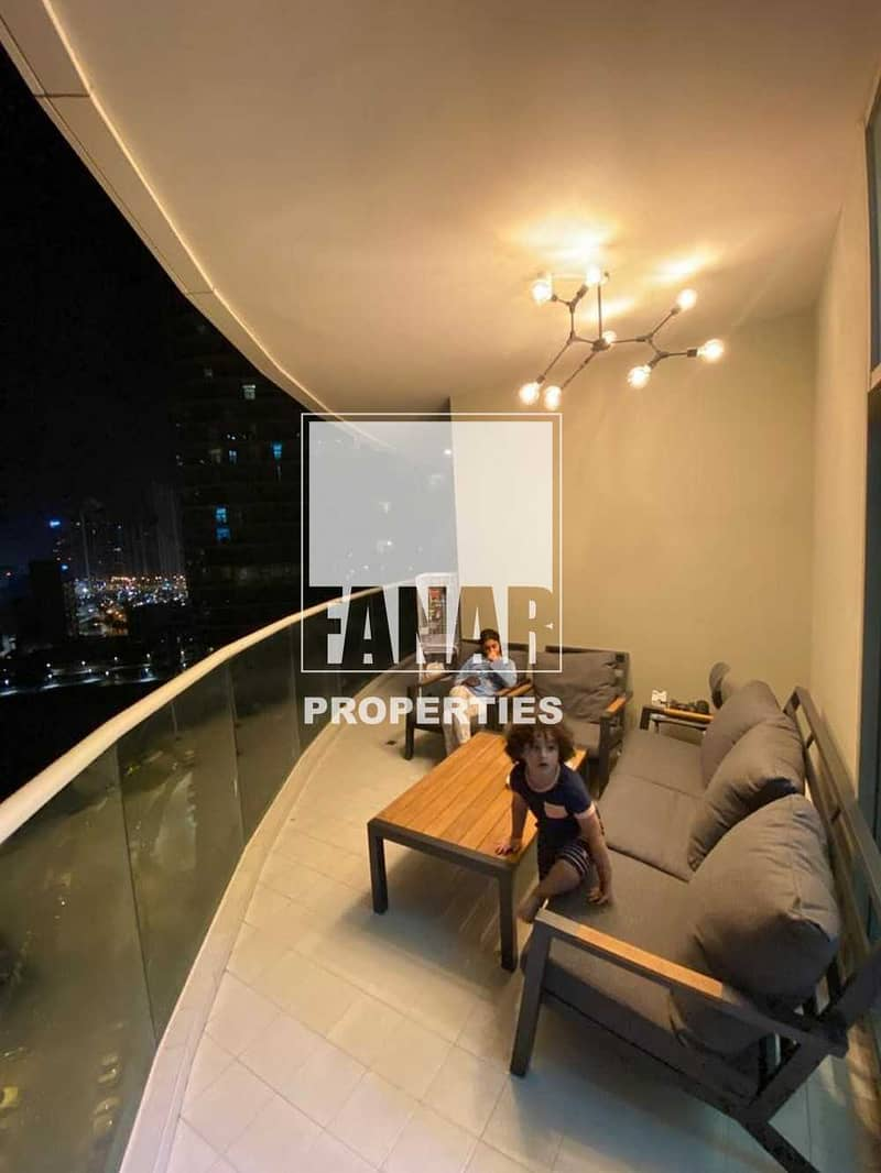 2 Modified and Fully Furnished  Apt. with  Mangrove View