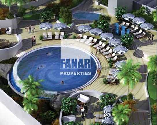 14 Modified and Fully Furnished  Apt. with  Mangrove View
