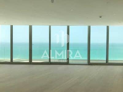3 Bedroom Flat for Rent in Saadiyat Island, Abu Dhabi - Flexible Payments I Full Sea View I Move in Ready
