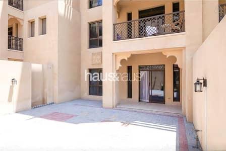 شقة 1 غرفة نوم للبيع في المدينة القديمة، دبي - 800 sq. ft Garden| Large Internally| Unique Layout