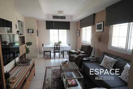 2 Bedroom Villa for Rent in The Springs, Dubai - Type 4E   Vacant   Close to Lake