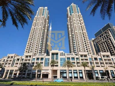 2 Bedroom Flat for Rent in Downtown Dubai, Dubai - Amazing 2 bed  BLVD Views   Chiller Free   Well maintained