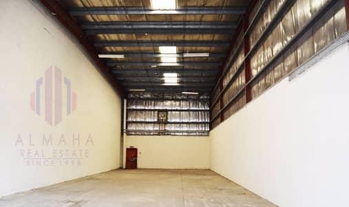 High Electricity 2300 sq ft Warehouse in Ras Al Khor