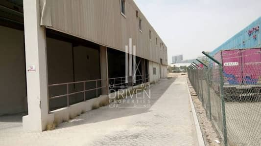 Warehouse l In Prime Location JAZFA