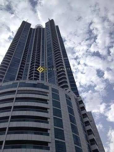 No Commission Big Size 2 Bedroom Hall for Rent in Corniche Tower