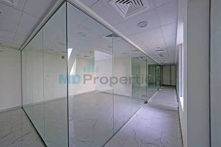 Elegently Fitted Office  Park Tower
