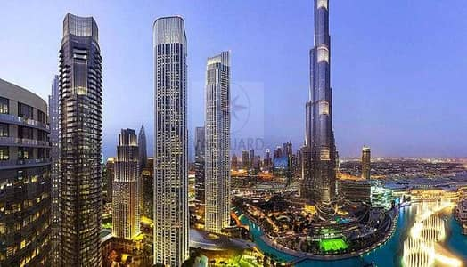 4 Bedroom Flat for Sale in Downtown Dubai, Dubai - 4 Bedroom Apt with Fountain and Burj View for Sale in IL Primo