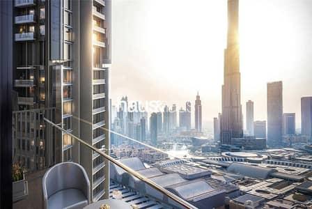 فلیٹ 3 غرف نوم للبيع في وسط مدينة دبي، دبي - Burj Facing   High Floor   Corner Unit