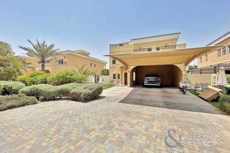 4 Bedroom Villa for Sale in The Villa, Dubai - Upgraded A1 Mazaya | Four Bedrooms | VOT