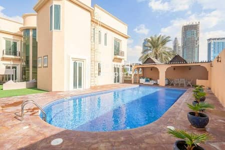فیلا 5 غرف نوم للايجار في الصفوح، دبي - Spacious | High End Furniture | Great Location