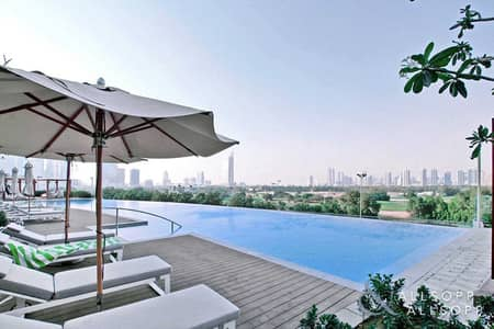 1 Bedroom Apartment for Rent in The Hills, Dubai - One Bedroom | Serviced Apartment | VIDA