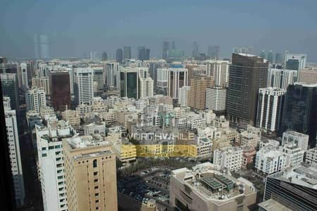 Spacious 1 BR with balcony only at AED 50K yearly available for rent , Located in Tower on Electra