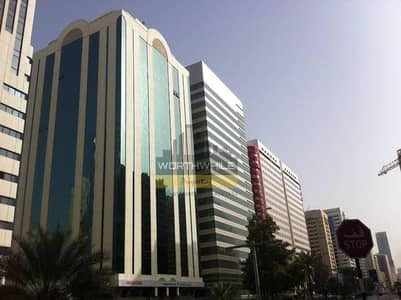 With Gym,S.Pool N Wardrobe, A Big Size 2 Br Flat Is Available For Rent Only At Aed 80k In Electra St