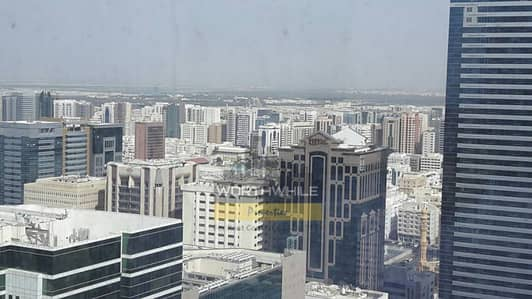 Spacious 2BR apartment with GYM,Spool available on rent only at AED80K Yrly on Electra St