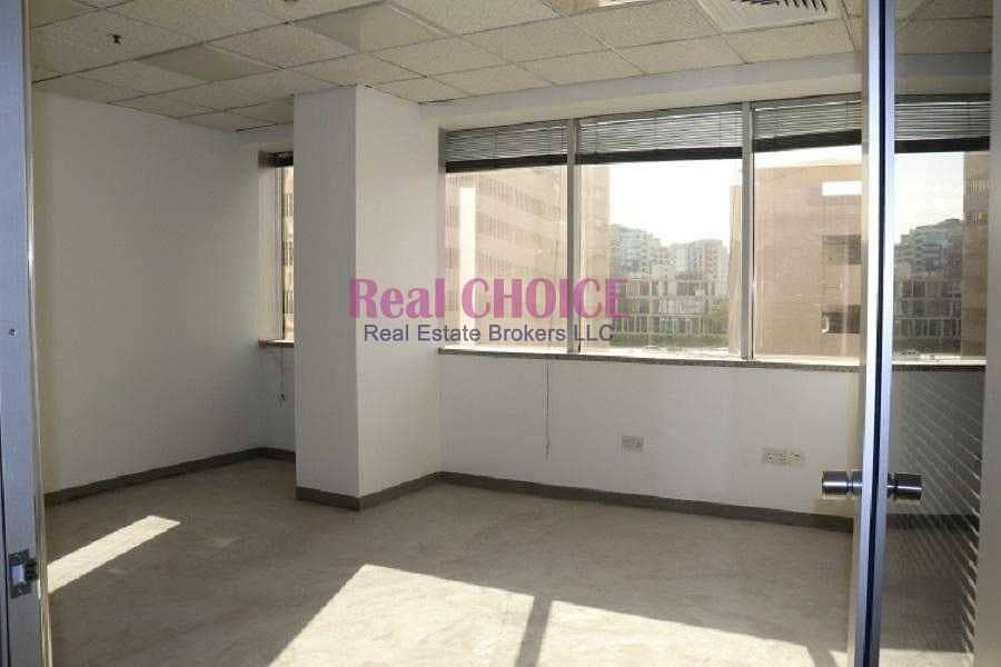 2 Fitted Office With Glass Partitions in SZR