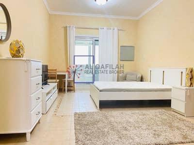 Studio for Rent in Dubai Silicon Oasis, Dubai - Furnished Studio+Balcony | New Furniture