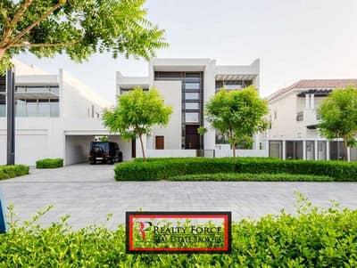 4 Bedroom Villa for Sale in Mohammed Bin Rashid City, Dubai - BURJ & SUNSET VIEW | VASTU COMPLIANT | LANDSCAPED