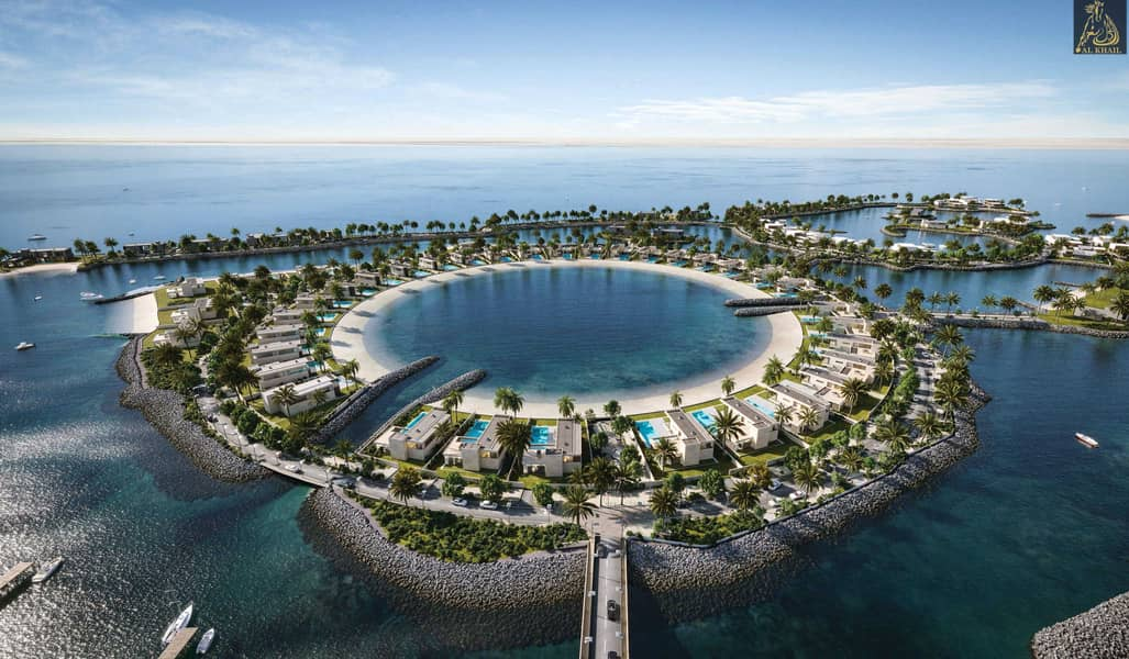 15 Experience New Luxury Beachfront Living in Al Gurm Villa Plot