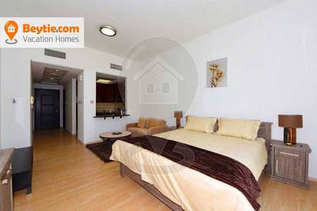 Studio for Rent in Discovery Gardens, Dubai - A Bright Fully Furnished Studio in MED48