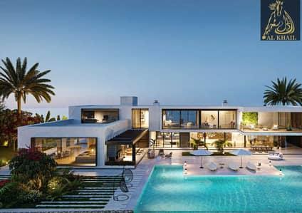 New Exclusive Villa Plot in Amazing Beachfront Community at Al Gurm