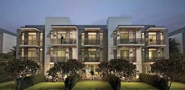فیلا 4 غرف نوم للبيع في مدينة محمد بن راشد، دبي - Luxury 4 Bed For Sale In MBR  New  Down town   3 Floors Wtih Elvetor   Burj Khalifa View