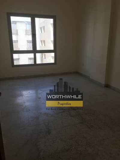 With 2 baths, A spacious 1 bedroom flat with reduced price of 50k yearly is for rent in Khalidiyah
