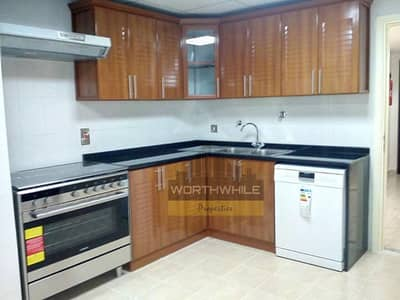 Bright 4BR With M Room Flat With Kitchen Appliances And Beautiful Curtains Is For Rent On Electra St