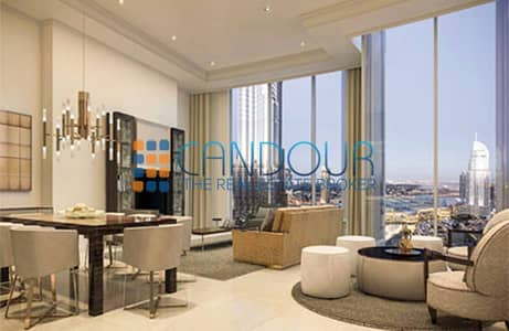 2 Bedroom Flat for Sale in Downtown Dubai, Dubai - 2 BR Apartment in Downtown with Views of Dubai Fountain