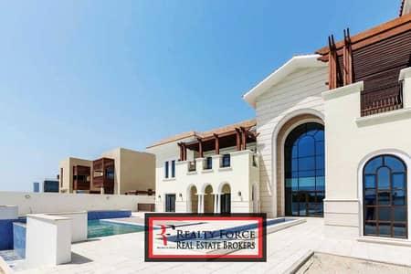 8 Bedroom Villa for Sale in Mohammed Bin Rashid City, Dubai - LARGEST PLOT|MAJESTIC MANSION|PANORAMIC LAGOON VIEW