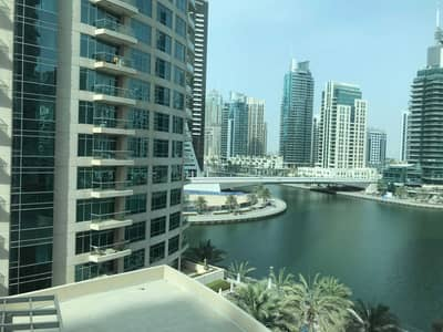 1 Bedroom Flat for Rent in Dubai Marina, Dubai - 1 Bedroom in Fairfield Tower With Marina View 960 sq. ft Just in 75000
