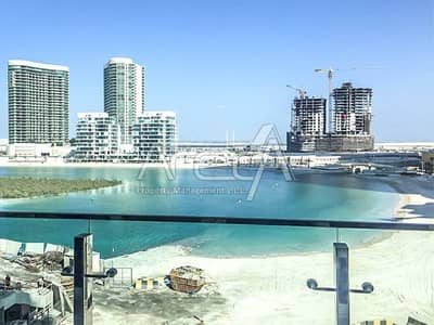 Brand New 3 Bed Apt with Gorgeous Sea View and Maid Room in Boardwalk Residence