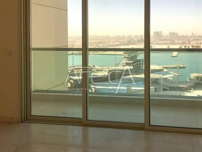 Sea Front 2 Bed Apt in Marina Heights 2 with Facilities