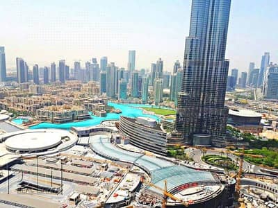 2 Bedroom Flat for Sale in Downtown Dubai, Dubai - Urgent Sale 2 Bed Fountain Facing