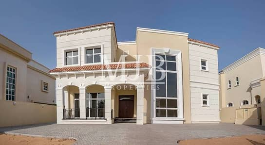 Brand New|6 BR villa with Maid's Room|