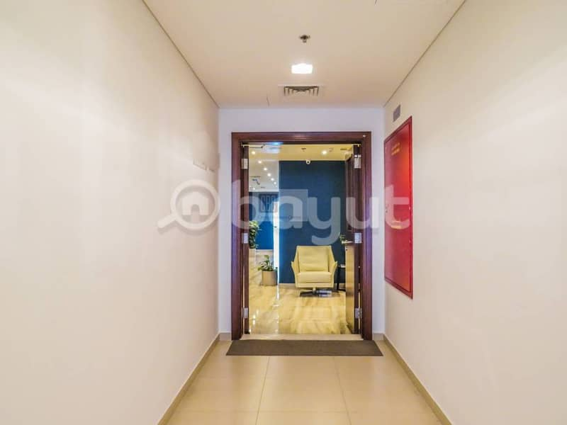 5 Fully furnished serviced Office at API trio Novotel Hotel