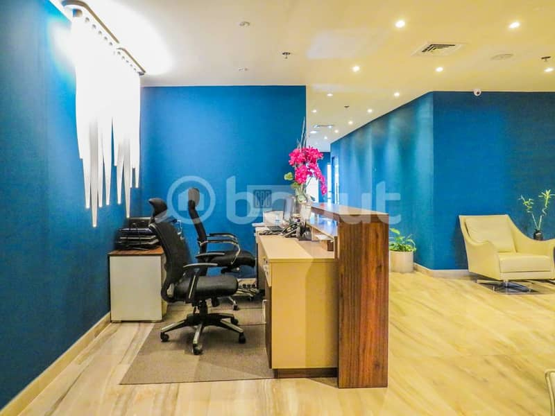 9 Fully furnished serviced Office at API trio Novotel Hotel