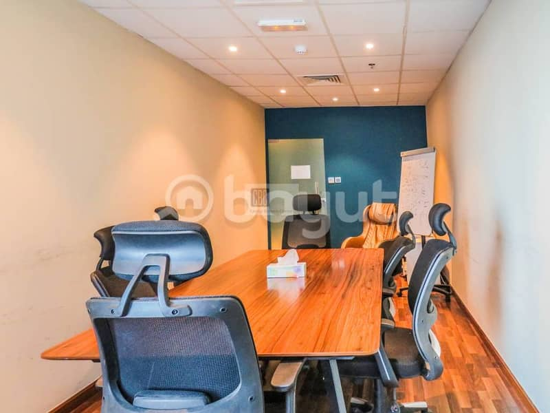 11 Fully furnished serviced Office at API trio Novotel Hotel