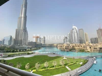 Full Fountain & Burj Khalifa View   2 BR