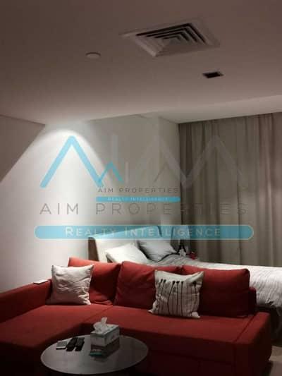 استوديو  للايجار في مركز دبي المالي العالمي، دبي - High Floor Studio   Zabeel Facing   Multiple Chqs