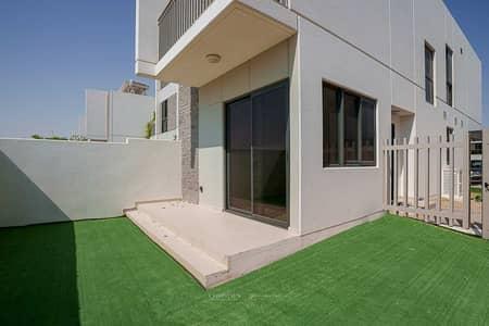 تاون هاوس 3 غرف نوم للايجار في (أكويا أكسجين) داماك هيلز 2، دبي - Spacious 3BED+Maid Vacant Single Row Corner Unit!!