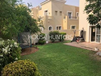 فیلا 3 غرف نوم للايجار في المرابع العربية، دبي - 3 bedroo  Close to pool and park  Vacant Now  Alma