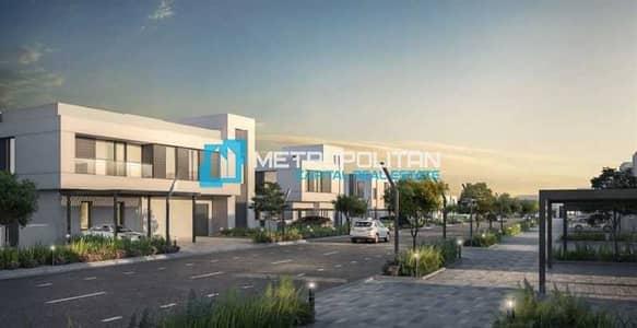 ارض سكنية  للبيع في الشامخة، أبوظبي - Superb Corner Residential Plot| Prime Location